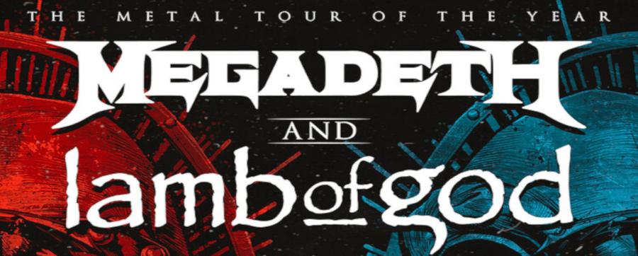 Megadeth LOG 2020
