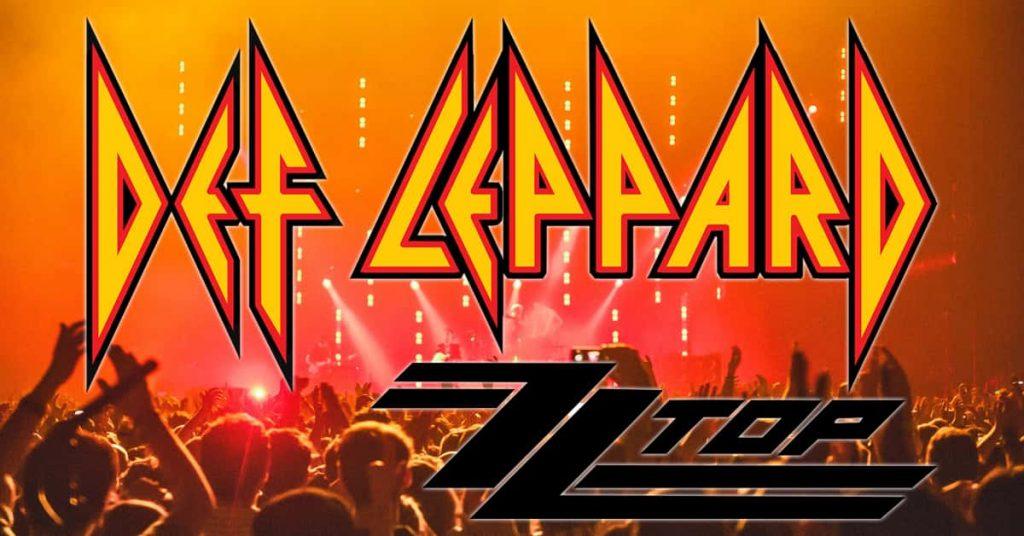 Def Leppard + ZZ Top